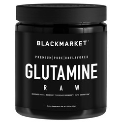 Blackmarket Raw Glutamine
