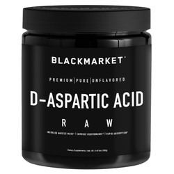 Blackmarket Raw D-Aspartic Acid
