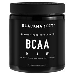 Blackmarket Raw BCAA