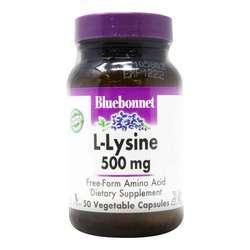 Bluebonnet Nutrition L-Lysine
