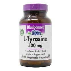 Bluebonnet Nutrition L-Tyrosine
