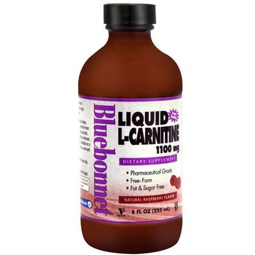 Liquid L-Carnitine 1100 mg