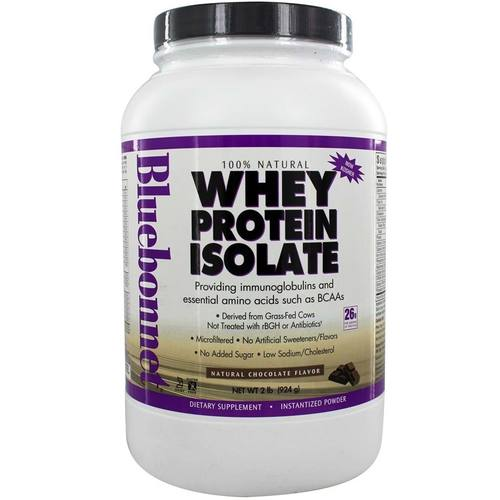 100% Natural Whey Protein Isolate Powder