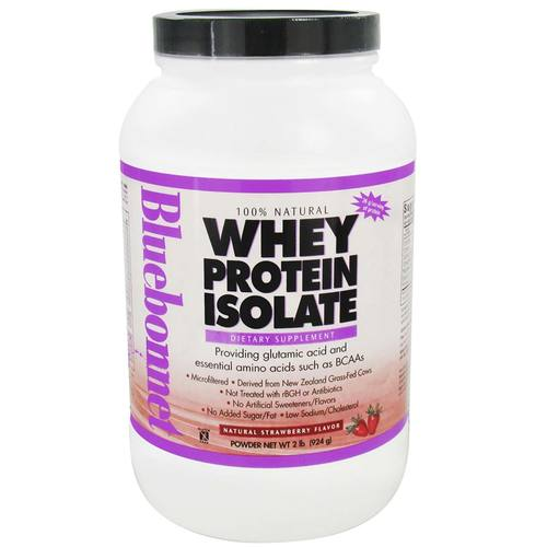 100- Natural Whey Protein Isolate Powder