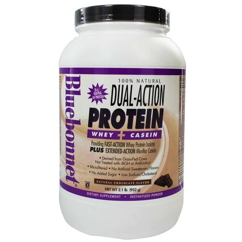 100- Natural Dual Action Protein Powder