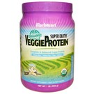 Bluebonnet Nutrition Super Earth Organic VeggieProtein Powder