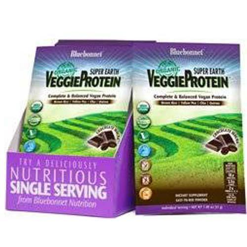Super Earth Organic VeggieProtein Powder