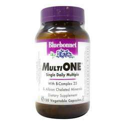 Bluebonnet Nutrition MultiONE