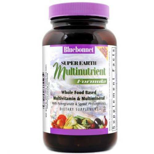 Super Earth MultiNutrient Iron Free Formula