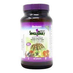 Bluebonnet Nutrition Super Earth Single Daily MultiNutrient Formula
