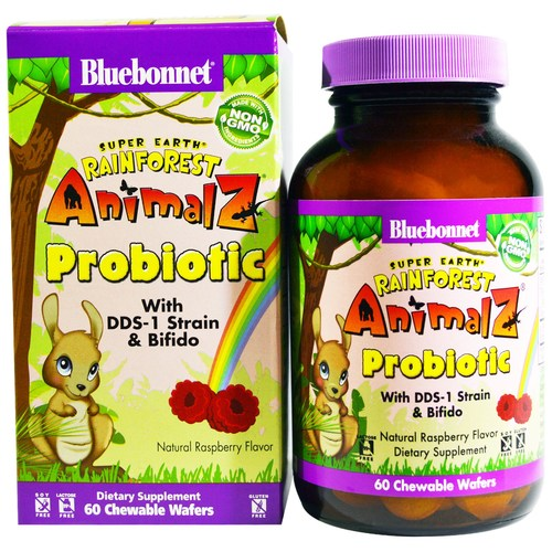 Super Earth Rainforest Animalz Probiotic