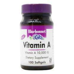 Bluebonnet Nutrition Vitamin A