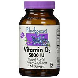 Bluebonnet Nutrition Vitamin D3