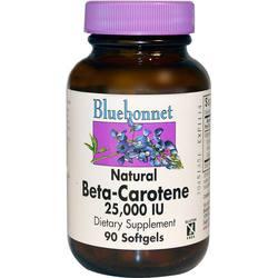 Bluebonnet Nutrition Natural Beta-Carotene