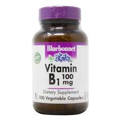 Bluebonnet Nutrition Vitamin B-1