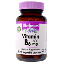 Bluebonnet Nutrition Vitamin B-6