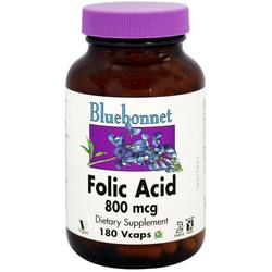 Bluebonnet Nutrition Folic Acid