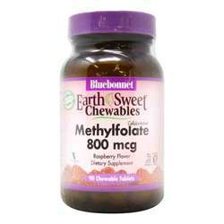 Bluebonnet Nutrition EarthSweet Methylfolate