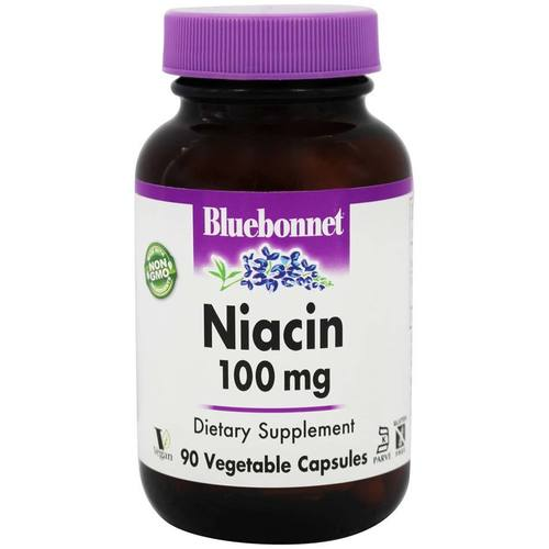Teen girls need mg niacin