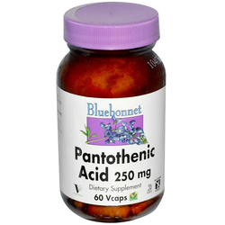 Bluebonnet Nutrition Pantothenic Acid