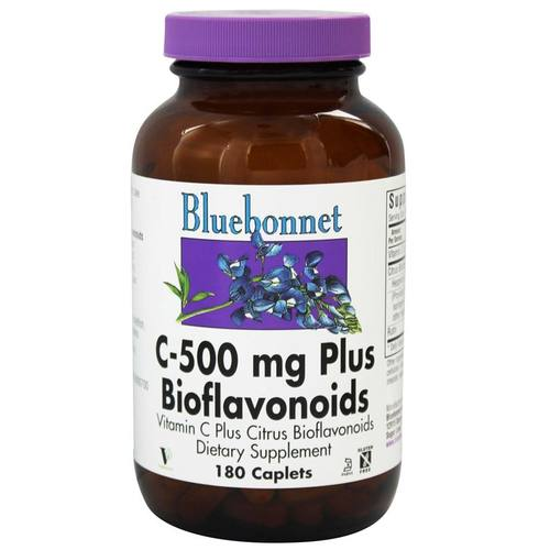 C-500 mg Plus Bioflavonoids