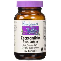 Bluebonnet Nutrition Zeaxanthin Plus Lutein
