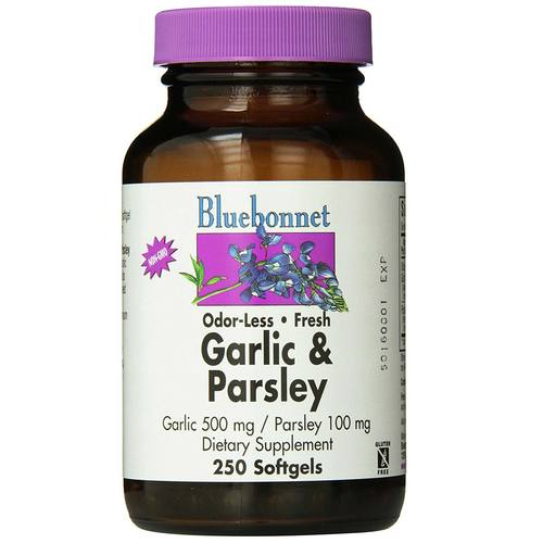 Garlic and Parsley