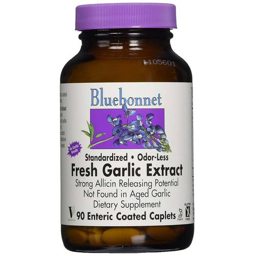 Fresh Odor-Less Garlic Extract