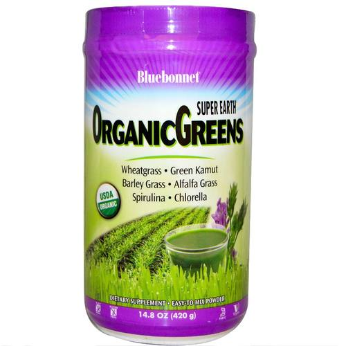 Super Earth Organic Greens
