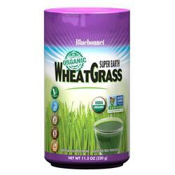 Bluebonnet Nutrition Super Earth Organic WheatGrass