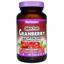 Bluebonnet Nutrition Super Fruit Cranberry Extract