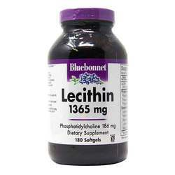 Bluebonnet Nutrition Natural Lecithin