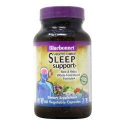 Bluebonnet Nutrition Target Choice Sleep Support