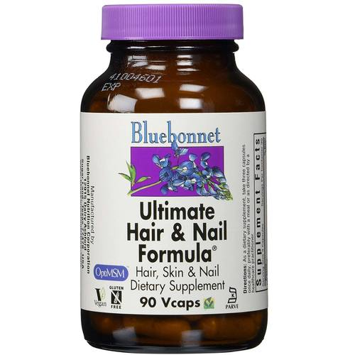 Ultimate Hair  Nail Formula