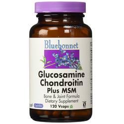 Bluebonnet Nutrition Glucosamine Chondroitin Plus MSM