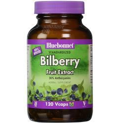 Bluebonnet Nutrition Bilberry Fruit Extract