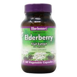 Bluebonnet Nutrition Elderberry Fruit Extract