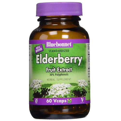 Elderberry Fruit Extract