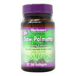 Bluebonnet Nutrition Saw Palmetto Berry Extract