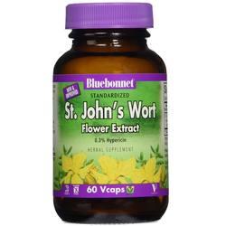 Bluebonnet Nutrition St. John's Wort Flower Extract