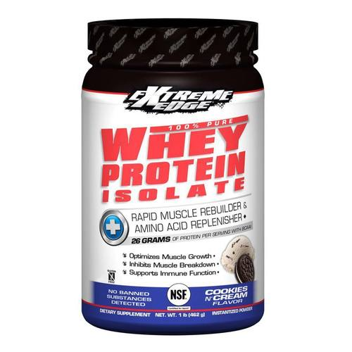 Extreme Edge 100% Pure Whey Protein Isolate
