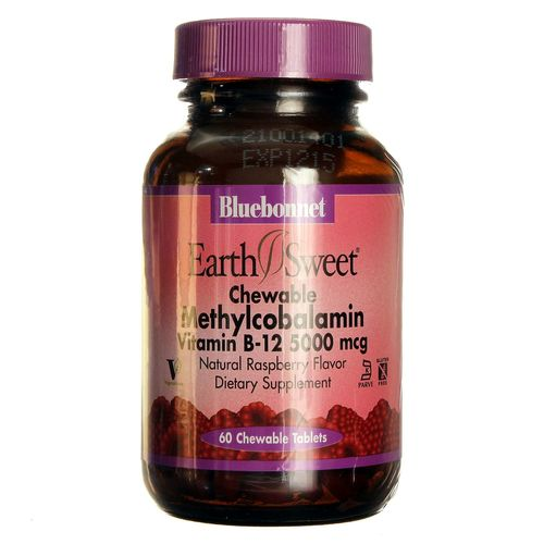 Chewable Methylcobalamin B12 5,000 mcg