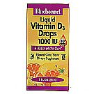 Bluebonnet Nutrition Liquid Vitamin D3 Drops