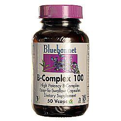 Bluebonnet Nutrition B-Complex 100