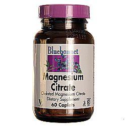 Bluebonnet Nutrition Magnesium Citrate
