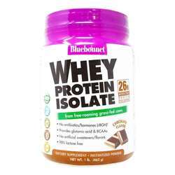 Bluebonnet Nutrition Whey Protein Isolate Powder