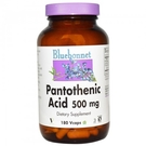 Bluebonnet Nutrition Pantothenic Acid