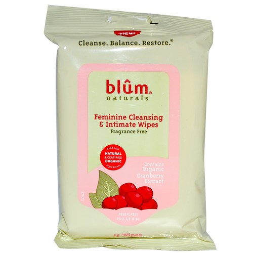 Feminine Cleansing  Intimate Wipes