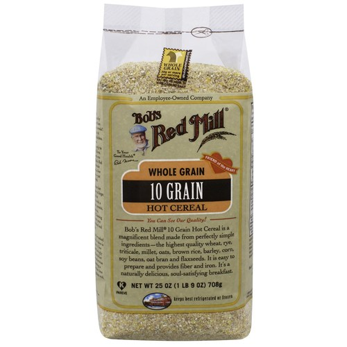 10 Grain Hot Cereal
