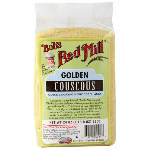 Golden Couscous (4 Pack)